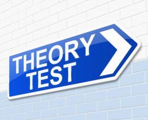 change theory test